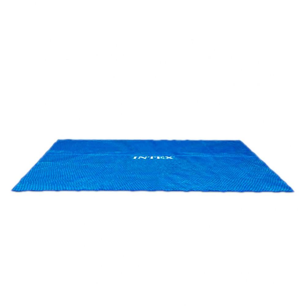 Cobertor solar Intex para piscinas desmontables rectangulares | Accesorios y complementos para tus piscinas en la tienda online de Distria