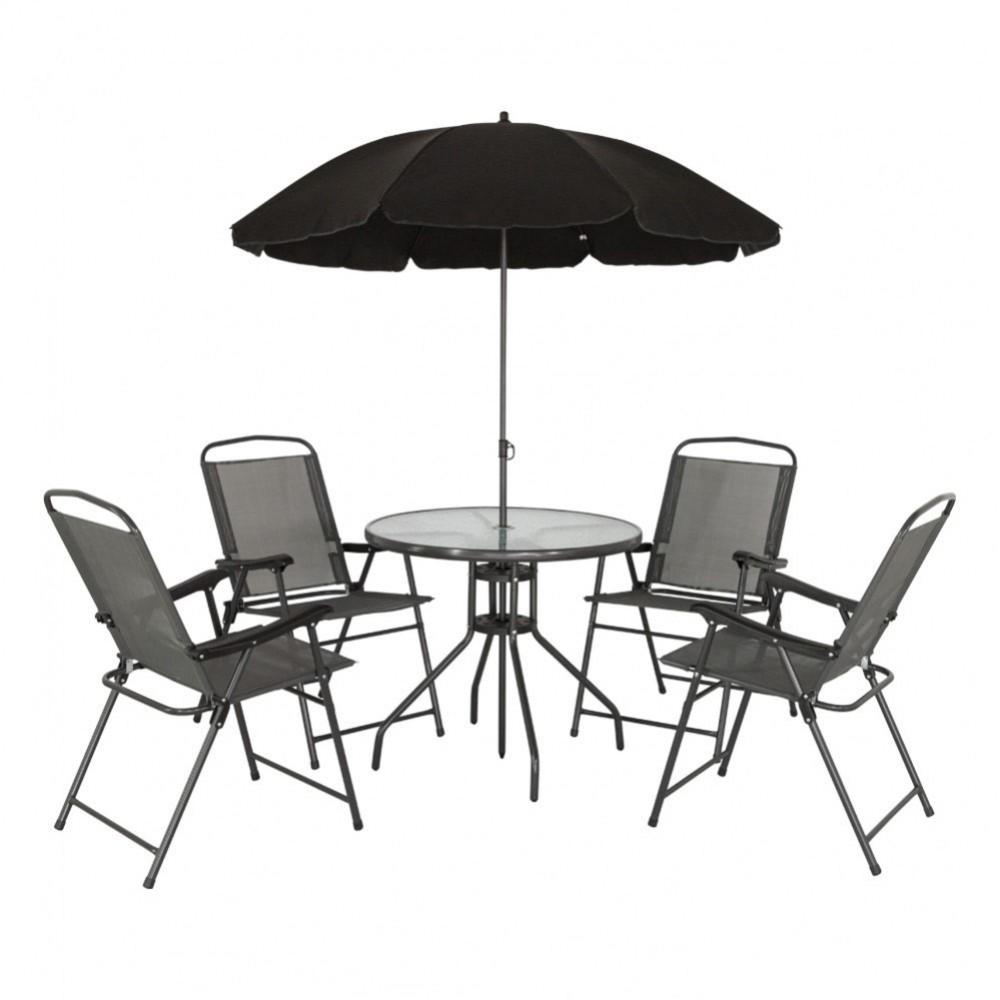Conjunto mesa y sillas jardín- Muebles jardín   Distria