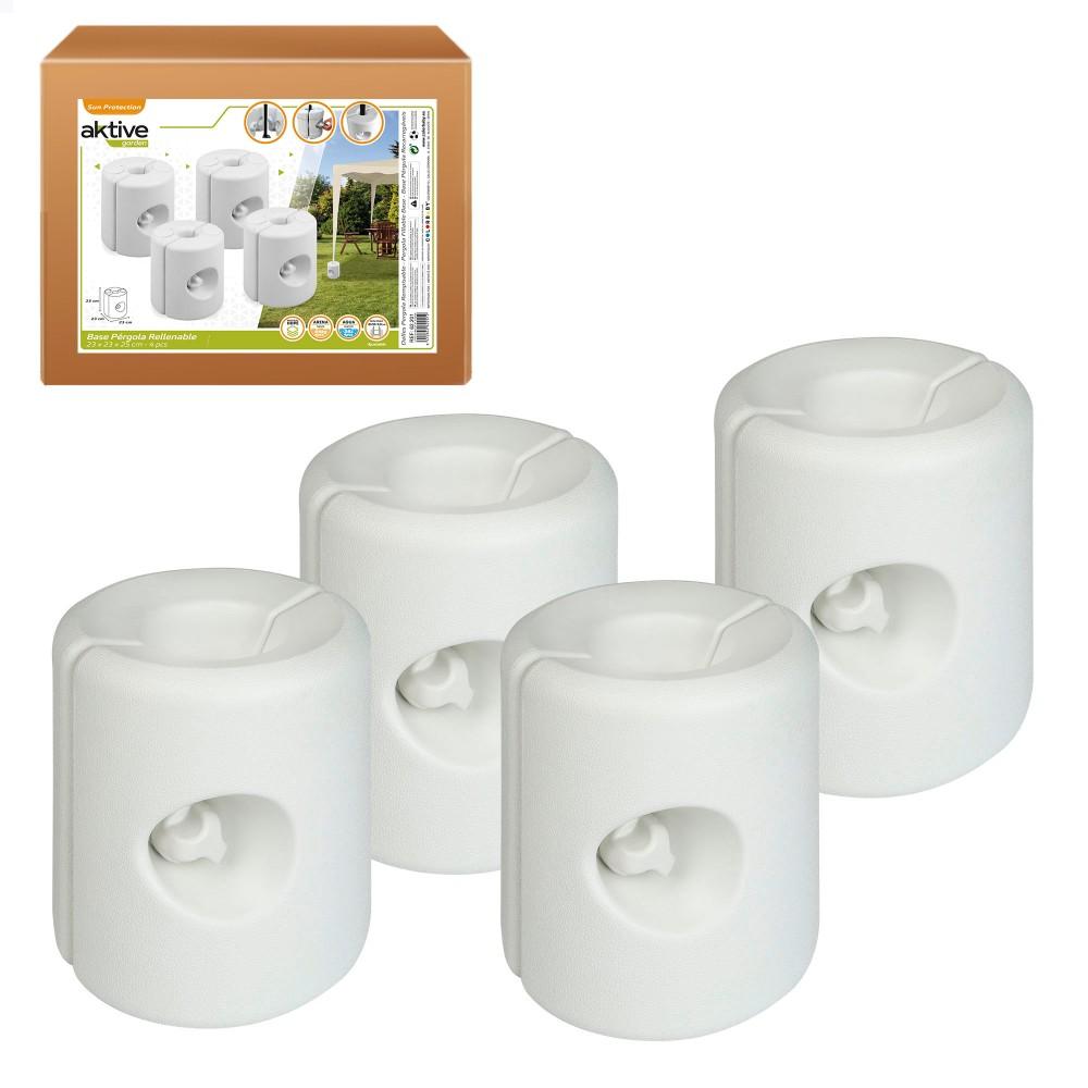 Pack 4 pesos para carpa Aktive Garden - Distria.com