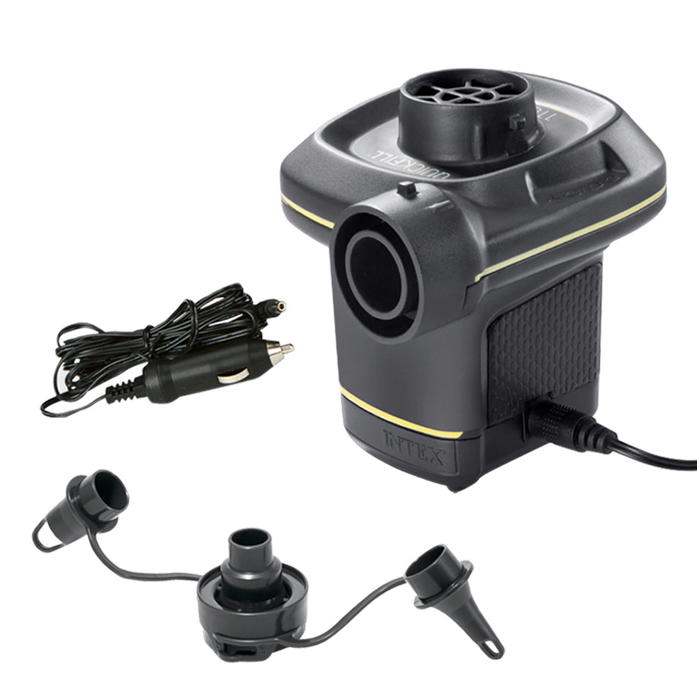 Hinchador eléctrico barato | Comprar bomba de aire INTEX