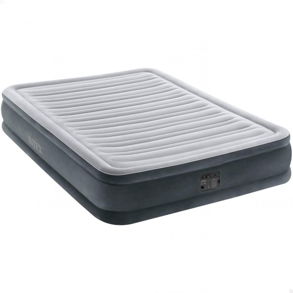 Colchón hinchable Intex | Gama Fiber-Tech Comfort Plush 137x191x33 cm