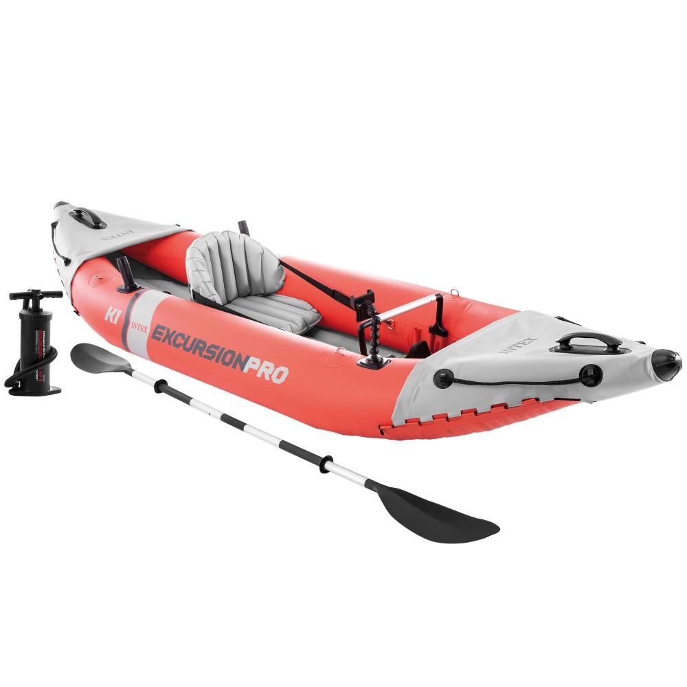 Kayak hinchable 1 plaza INTEX   Distria