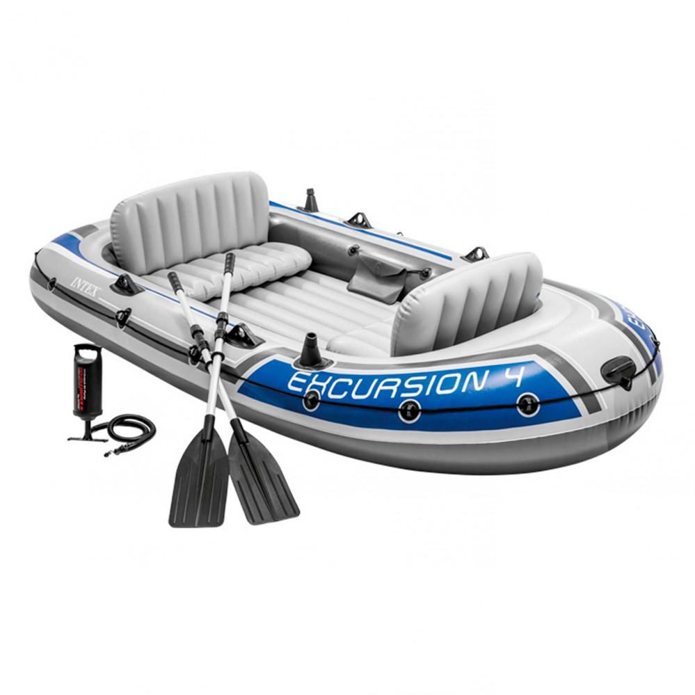 Barca hinchable para excursión | Tienda Oficial intex
