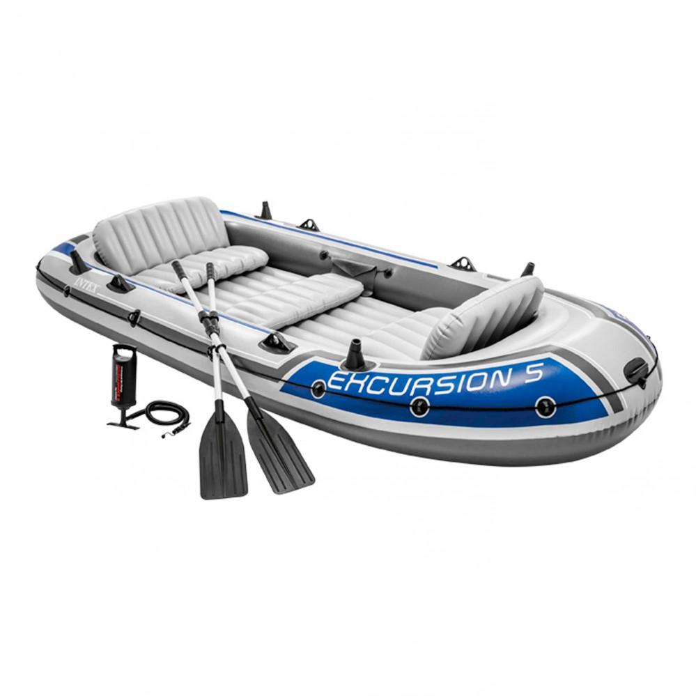 Barca hinchable Intex Excursion 5 | Barcas y kayaks hinchables