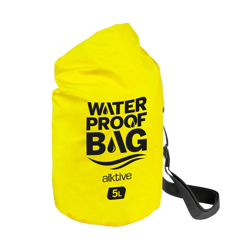 Bolsa impermeable de 5 litros- bolsas playa | Distria