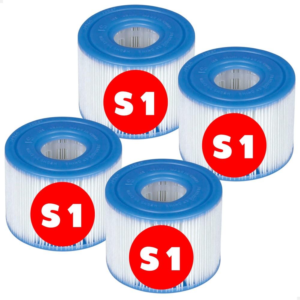 Pack 4 cartuchos para filtros de Spa | Loja Oficial Intex