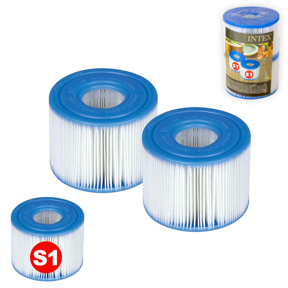 miniatura 2 - Pack 4 recambios filtros purespa s1