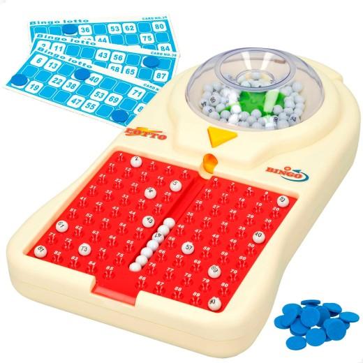 Bingo eléctrico juegos de mesa CB Games