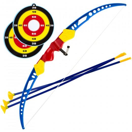 Set tiro con arco 70 cm CB Toys