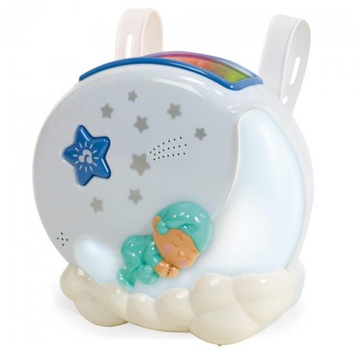 Luz nocturna para bebés con proyector y sonidos