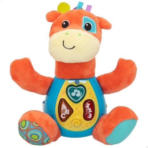 Peluche para bebés con luces y sonidos Winfun