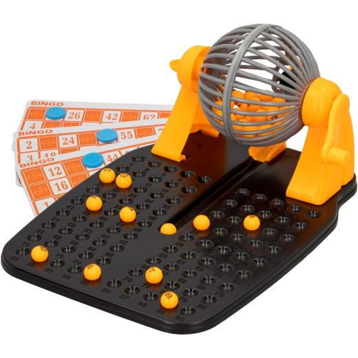 Bingo manual 90 bolas y 24 cartones CB Games
