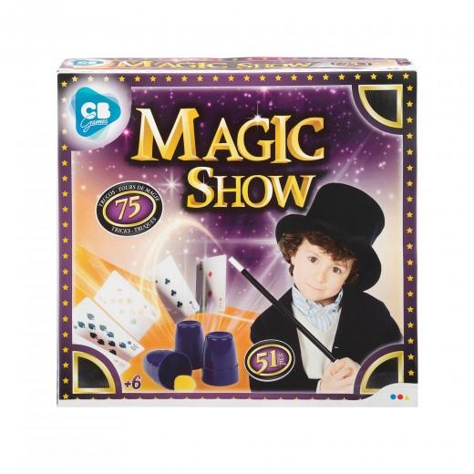 Juego de magia Magic Show CB Games
