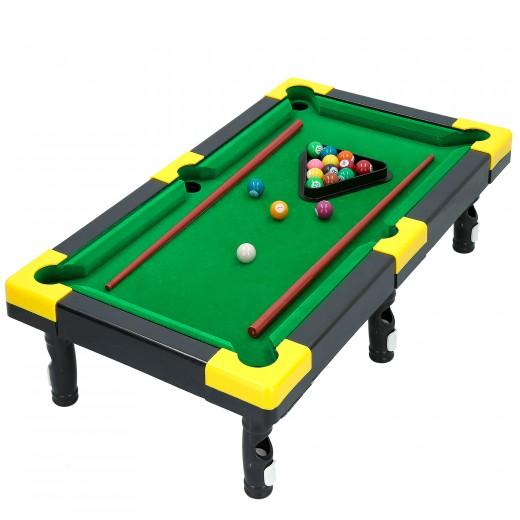 Juegos de mesa billar infantil con accesorios CB Games 47,5X26,4X13,2 cm