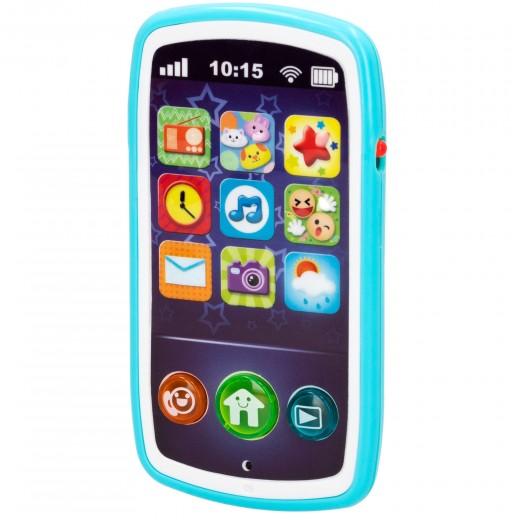 Teléfono móvil musical para bebés Winfun