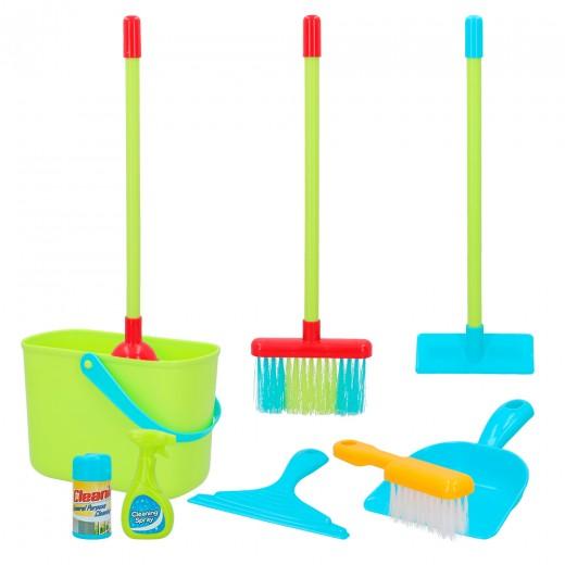 Set de limpieza con accesorios PlayGo