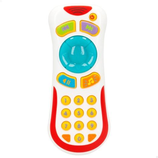 Mi primer mando con sonidos de Winfun