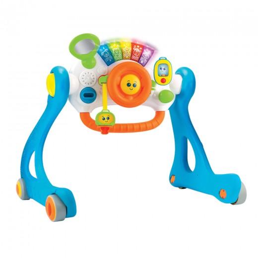 Gym bebé 5 en 1 con sonidos WinFun