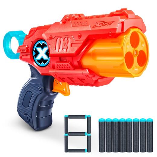 Pistola dardos gomaespuma MK3 X-Shot