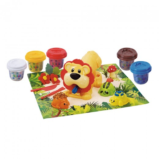 Juego plastilina jungla PlayGo