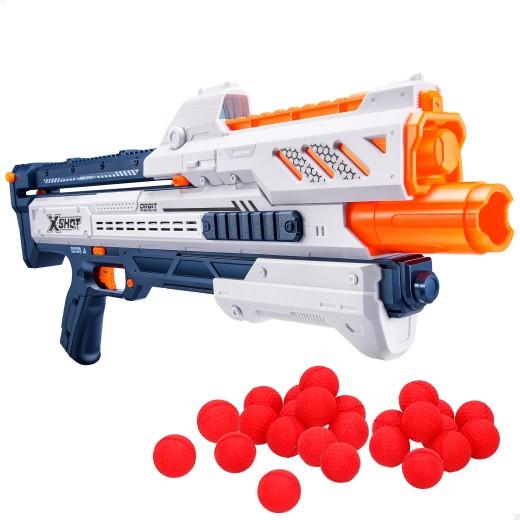 Pistola de bolas gomaespuma X-Shot Chaos Orbit