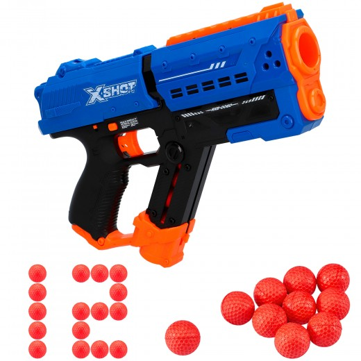Pistola de bolas gomaespuma Meteor Blaster X-Shot Chaos