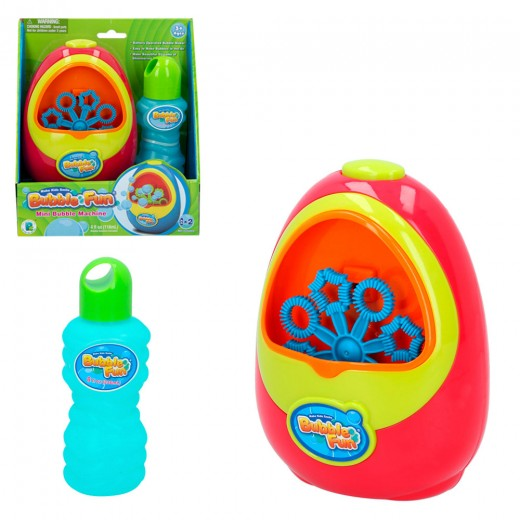 Pompero eléctrico con sonido Bubble Fun