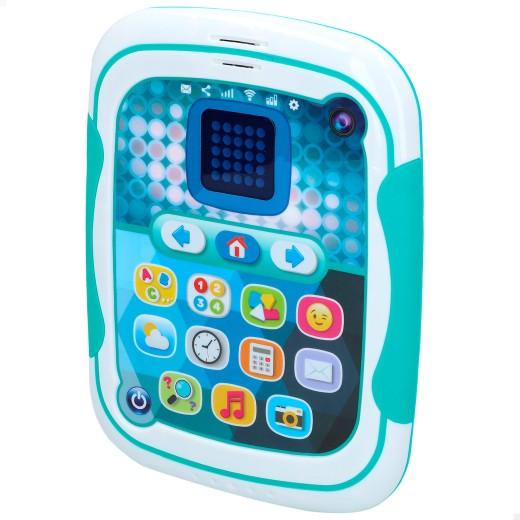 Tablet interactiva luces y sonidos Winfun