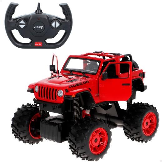Coche teledirigido 1:14 Jeep Wrangler JL Big Foot RASTAR