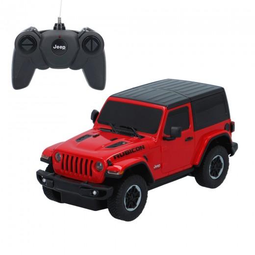 Coche teledirigido 1:24 Jeep Wrangler JL RASTAR