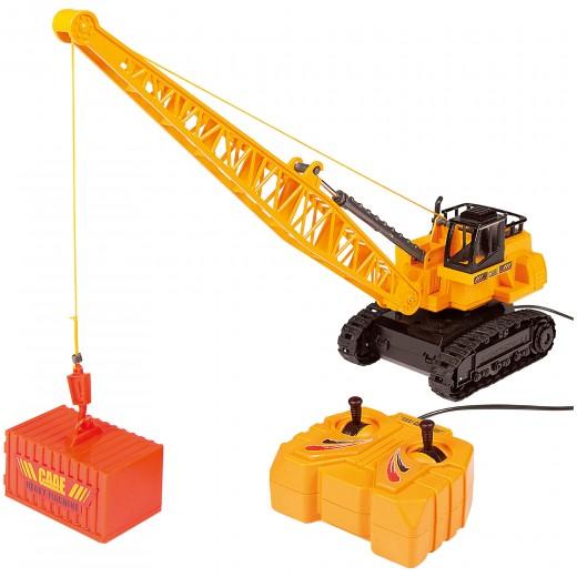 Grúa Construcciones control por cable CB Toys