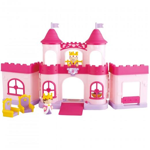 Palacio interactivo de juguete con accesorios PlayGo