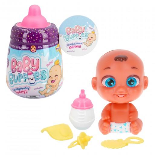 Bebé sonidos divertidos con accesorios biberón sorpresa baby buppies