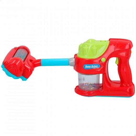 Aspirador de mano eléctrico de juguete Playgo