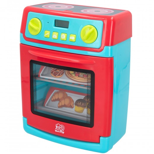 Horno de juguete para niños con luz y sonido PlayGo