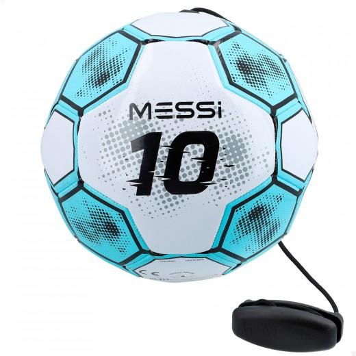 Balón entrenamiento con cuerda messi training system
