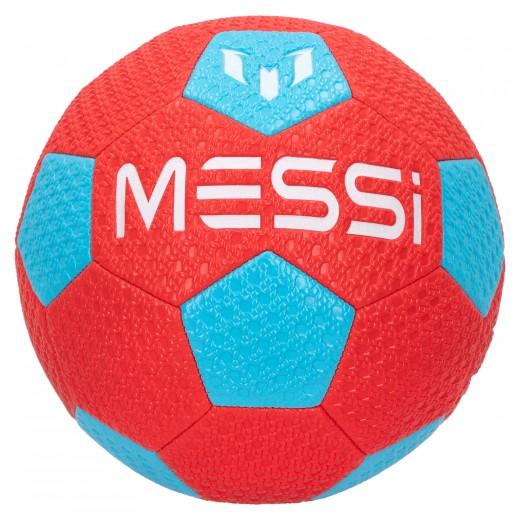 Balón fútbol talla 5 con textura antideslizamiento Messi Flexi Power Pro Ball