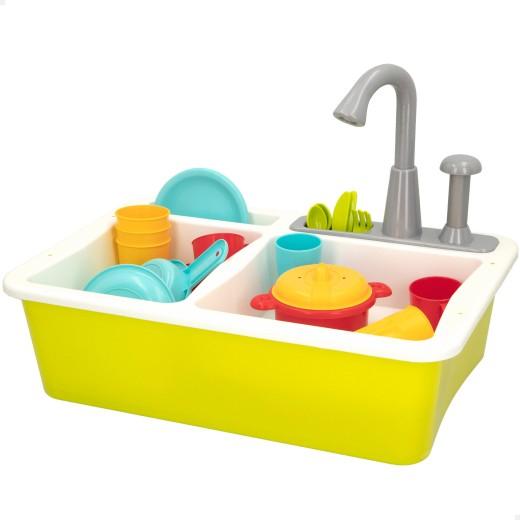 Fregadero con accesorios My Home Colors