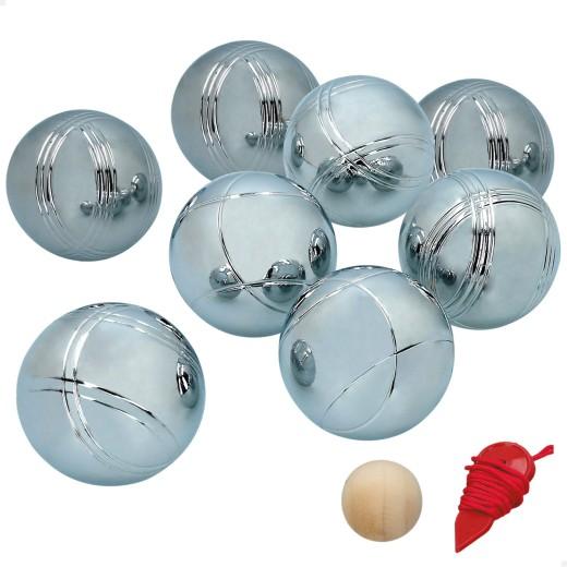 Juego de petanca profesional 8 bolas Aktive Sports