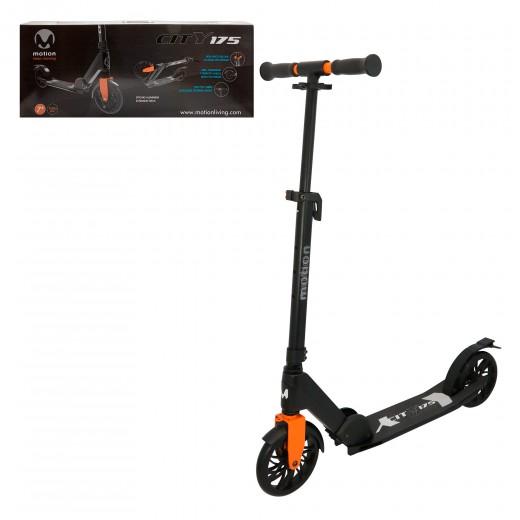 Patinete para niños 7 años patinete plegable 2 ruedas 17,5 cm cb riders