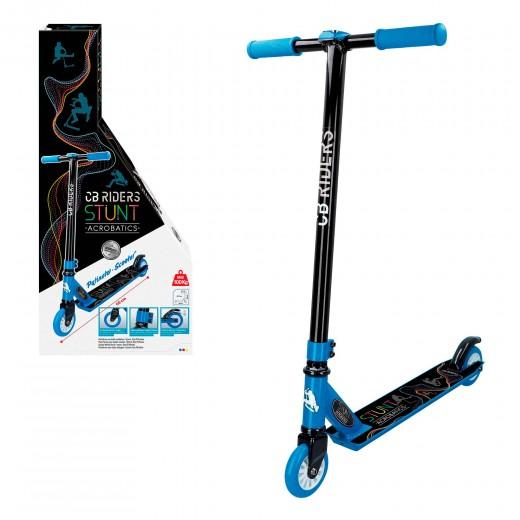 Patinete acrobático de aluminio Pro CB RIDERS