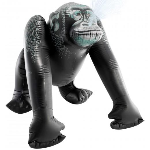 Gorila hinchable XXL con spray INTEX 170x170x185 cm