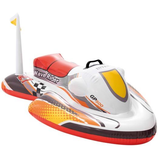 Moto acuática hinchable para niños INTEX