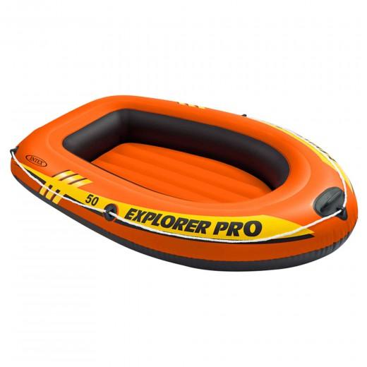 Barca hinchable Intex explorer para niños - 137x85x23 cm