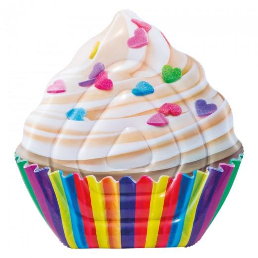 Colchoneta hinchable INTEX Cupcake Fotorrealista