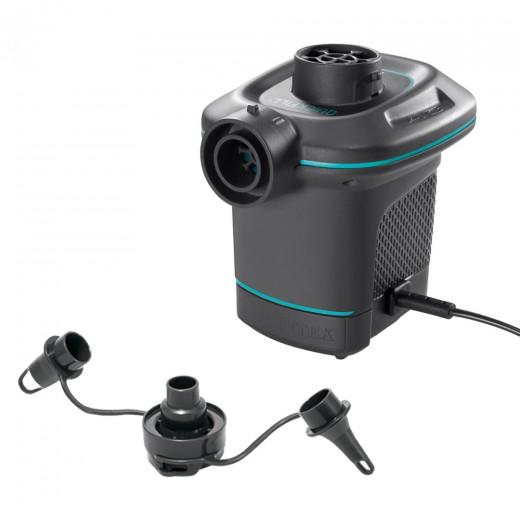 Hinchador eléctrico invertible INTEX con boquillas 220-240V