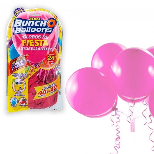 Globos de Fiesta Autosellantes Pack 24 globos Buncho Balloons