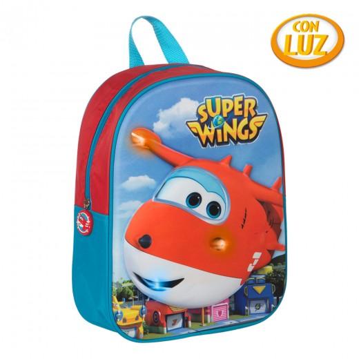 Mochila Jett Super Wings
