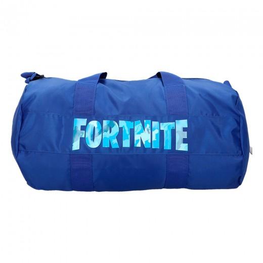 Saco deporte Fortnite azul 54x27 cm