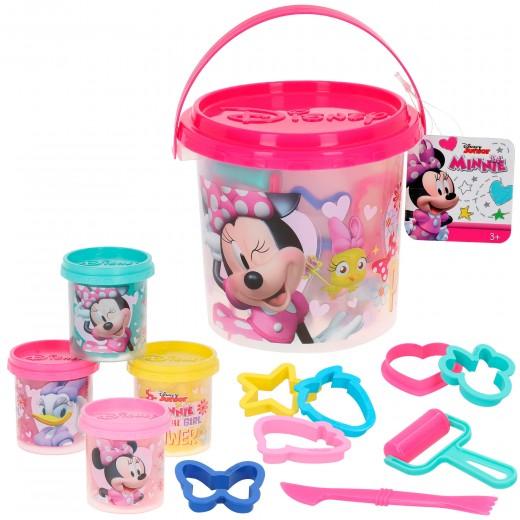 Cubo plastilina con accesorios Disney